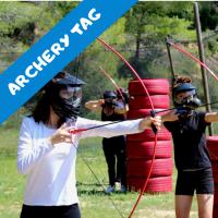 Archery Tag 1h